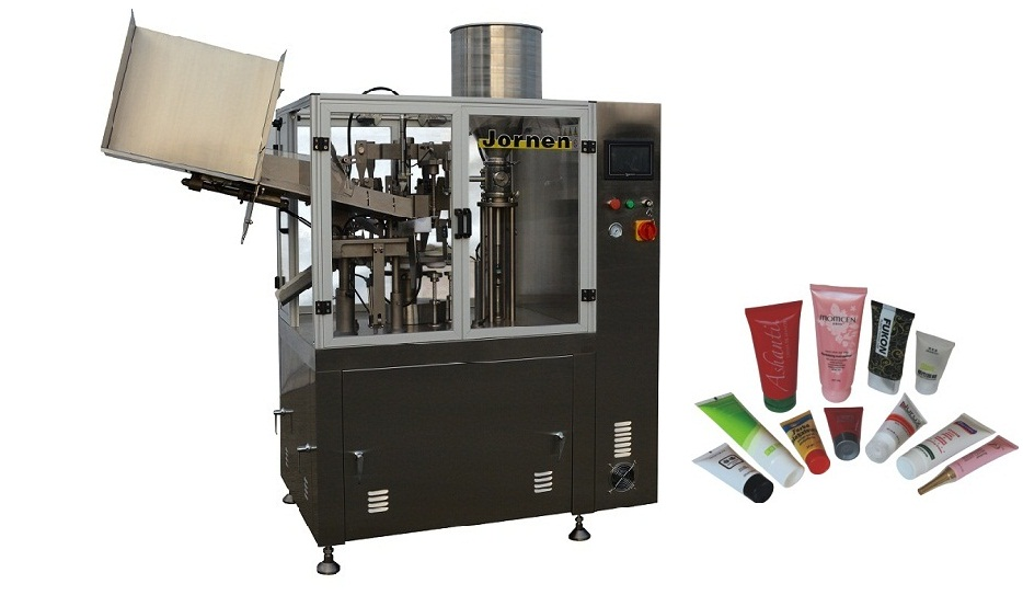 NF80A Tube Filling Machine