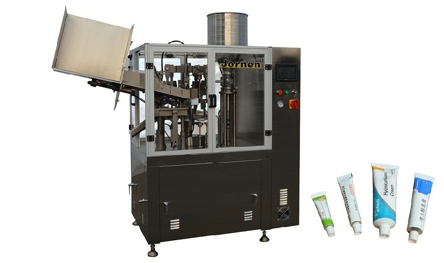 NF60Z Tube Filling Machine