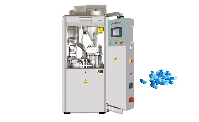 NJP500/800/1200 Capsule Filling Machine