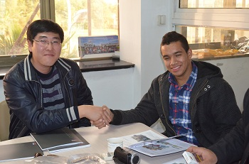 Signed a contract with customer from Egypt.