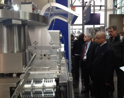 Blister Packaging Machine in interpack 2014