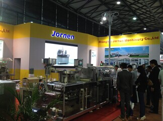 Blister Packaging Machine at CPHI Shanghai 2014