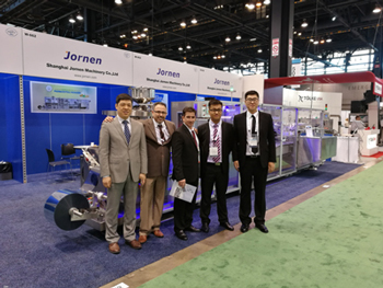 Jornen team at Pharma EXPO 2016 Chicago