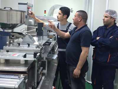 Blister Packaging Machine & Cartoner Line in Algeria